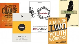 Books for Youth Pastors