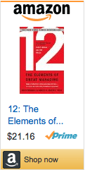 12 - The Elements of Great Managing
