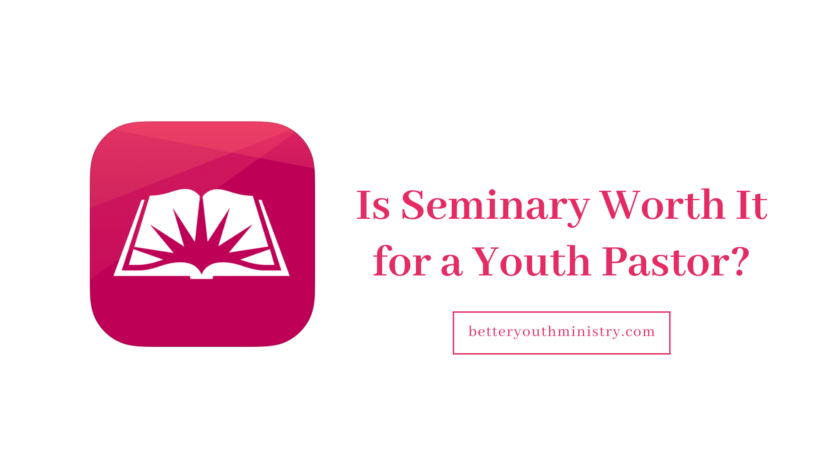 Is Seminary Worth It?