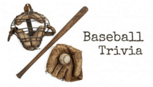 Baseball Trivia Game for Youth Ministry
