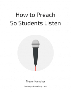 How to Preach So Students Listen